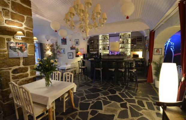 фотографии отеля Auberge de Kerveoc'h изображение №3