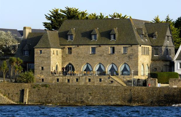 фото отеля Hotel Le Brittany & Spa изображение №1
