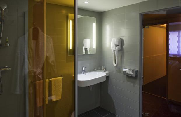 фотографии отеля Mercure Paris La Defense Grande Arche (ex. Hotel & Residence Mercure Paris La Defense Parc) изображение №23