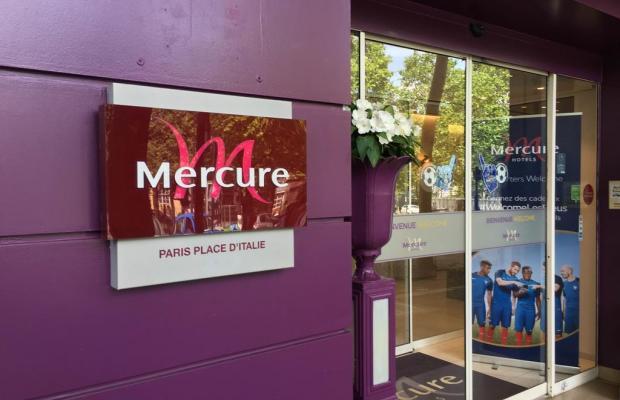 фото Mercure Paris Place d'Italie изображение №10