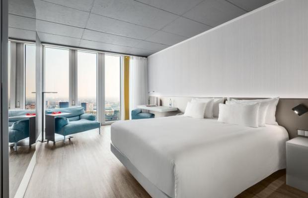 фотографии отеля Nhow Rotterdam изображение №23