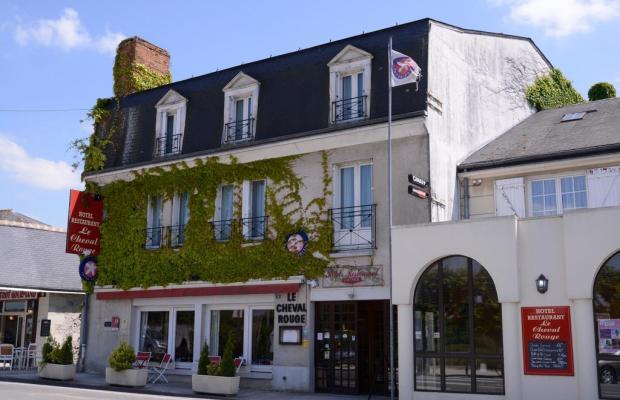 фото отеля Inter-hotel Le Cheval Rouge изображение №1