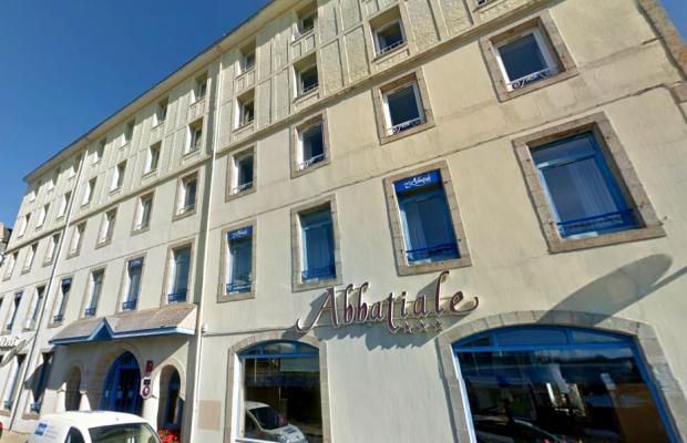 фото отеля Le Grand Hotel Abbatiale изображение №1