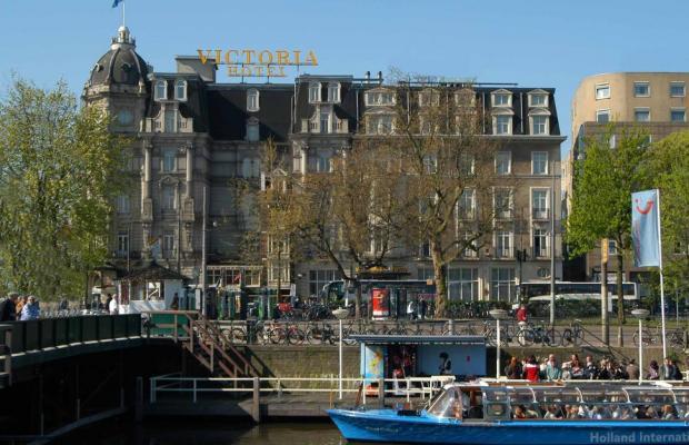 фотографии отеля Park Plaza Victoria Amsterdam изображение №19
