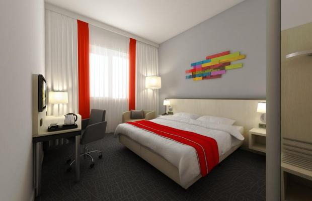фото отеля Park Inn by Radisson Amsterdam Airport Schiphol изображение №29