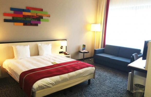 фотографии отеля Park Inn by Radisson Amsterdam Airport Schiphol изображение №3