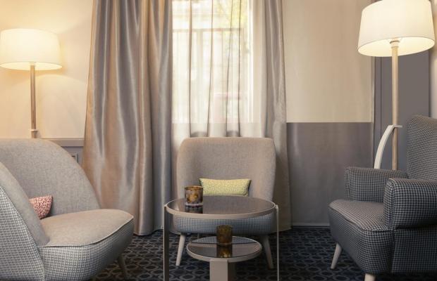 фото отеля Mercure Paris Montparnasse Raspail изображение №17