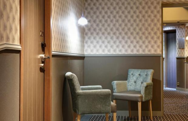 фотографии отеля Best Western PREMIER Le Swann (ex. Quality Hotel Opera Saint Lazare Paris) изображение №11