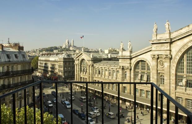 фотографии отеля Mercure Paris Terminus Nord (ex. Libertel Nord) изображение №23