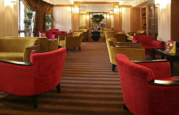 фото отеля Mercure Paris Terminus Nord (ex. Libertel Nord) изображение №17