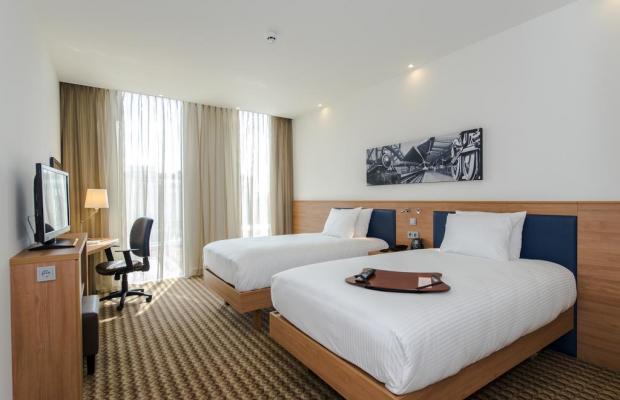 фотографии отеля Hampton by Hilton Hotel Amsterdam / Arena Boulevard изображение №27