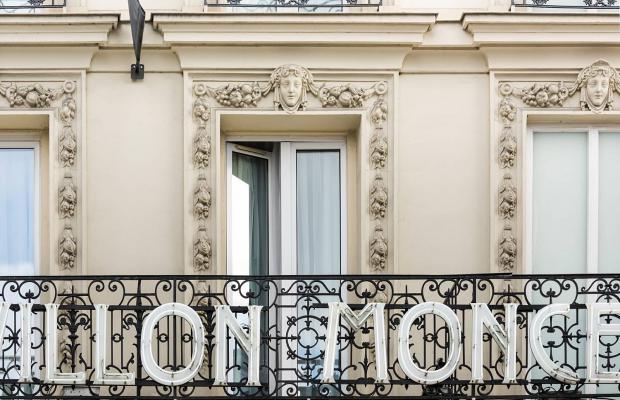 фотографии отеля Pavillon Monceau изображение №7