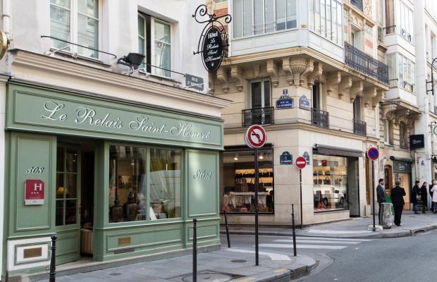 фото отеля Le Relais St Honore изображение №1