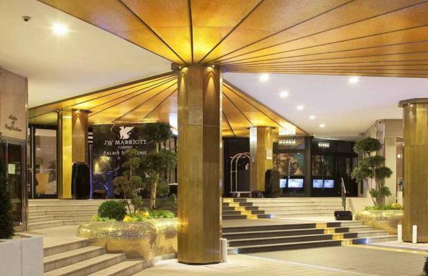 фотографии отеля JW Marriott Cannes (ех. Palais Stephanie by Sofitel) изображение №59