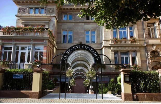 фото отеля Regent Contades изображение №1