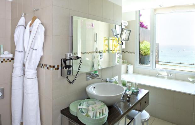 фотографии отеля Le Grand Hotel Cannes изображение №27