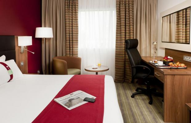 фотографии отеля Holiday Inn Paris - Marne La Vallee (ex. Mercure Noisy Le Grand Marne La Vallee) изображение №15