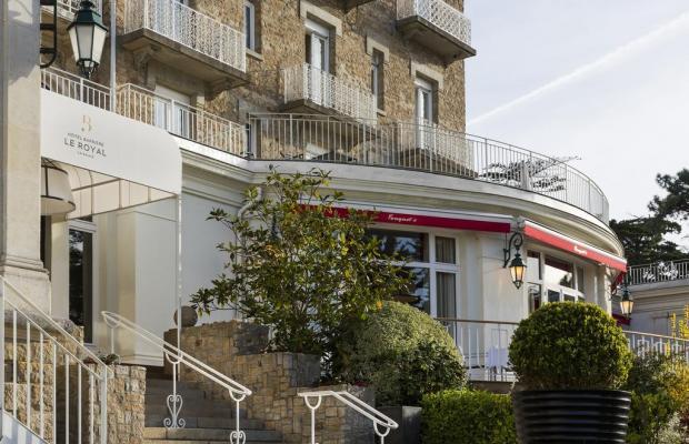 фотографии отеля Hotel Barriere Le Royal изображение №27