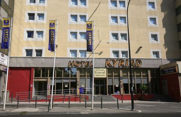 фото Kyriad Marseille Centre Rabatau изображение №2