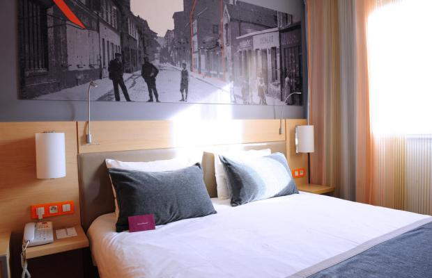 фотографии отеля Mercure Paris 15 Porte de Versailles (ex. Mercure Paris Convention Parc Expo) изображение №3