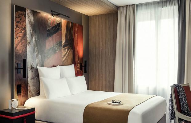 фотографии отеля Mercure Paris Alesia (ex. Quality Hotel Paris Orleans) изображение №23