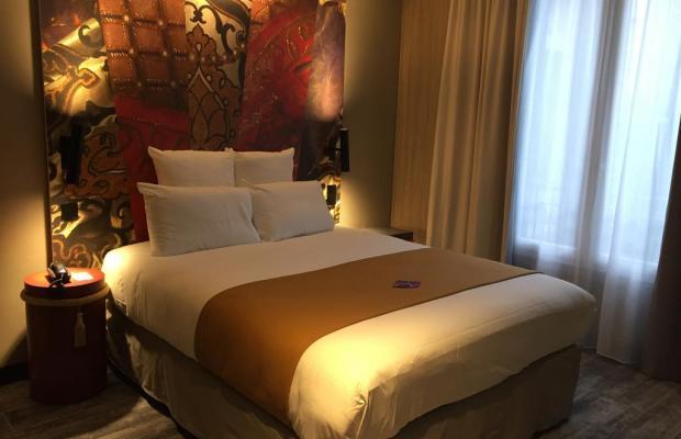 фото Mercure Paris Alesia (ex. Quality Hotel Paris Orleans) изображение №10