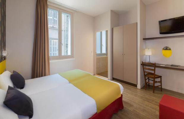 фотографии отеля Best Western Hotel Marseille Bourse Vieux Port by Happyculture (ex. Quality Hotel Marseille Vieux Port) изображение №31
