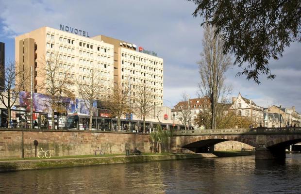фото отеля Novotel Strasbourg Centre Halles изображение №1