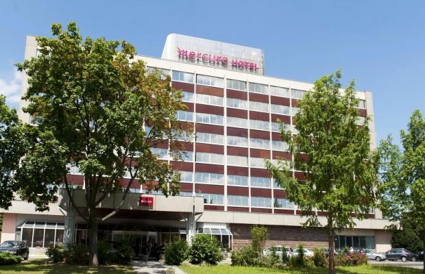 фото отеля Mercure Strasbourg Palais des Congres изображение №1