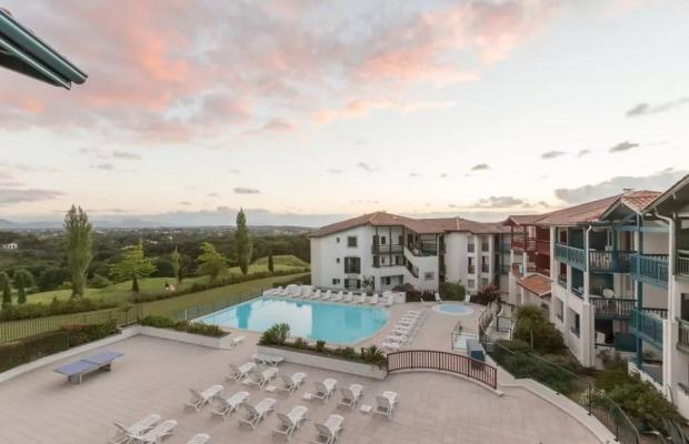 фото отеля Residence Les Terrasses d'Arcangues изображение №1