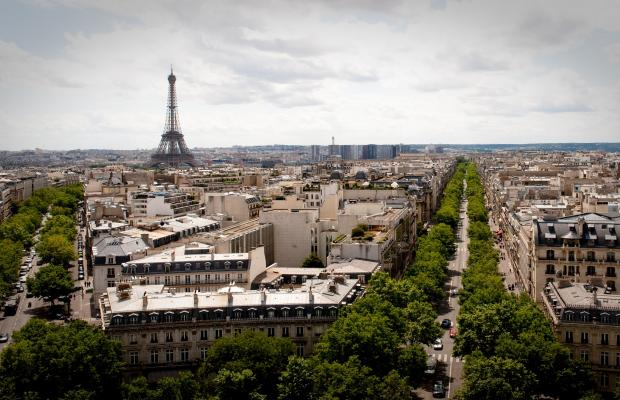 фото отеля Amastan Paris (ex. Pavillon Montaigne) изображение №1