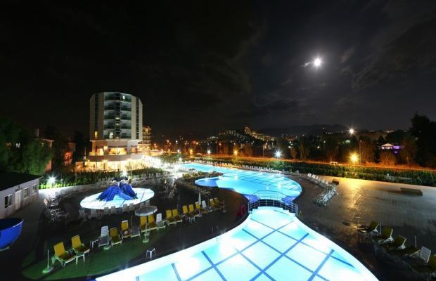 фотографии отеля Hedef Beach Resort & Spa изображение №23