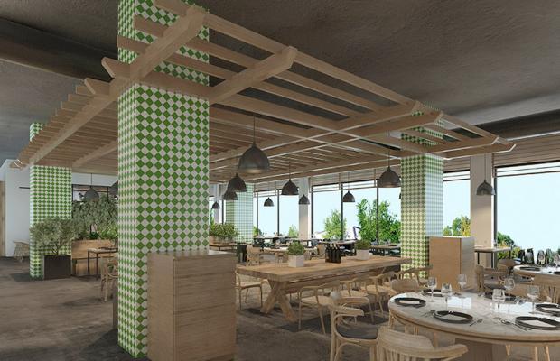 фото Double Tree By Hilton Kemer (ex. Sauce Hotel Kemer; The Maxim Resort) изображение №2