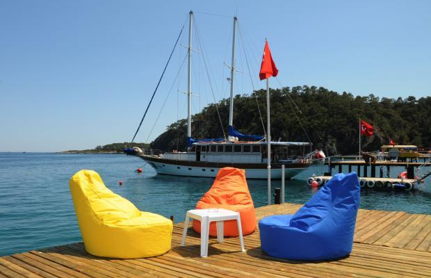 фото Club Akman Beach (ex. Halduns Beach Club) изображение №10