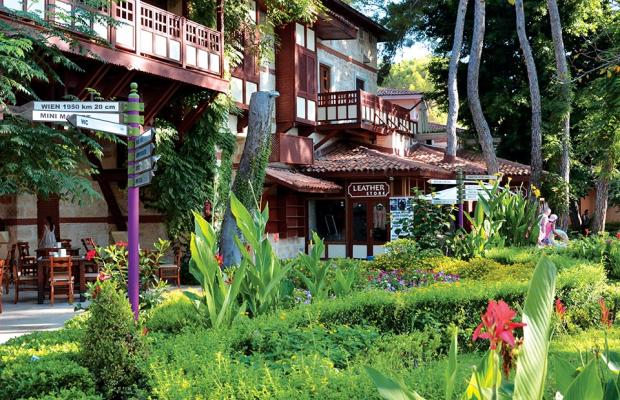 фотографии отеля Ulusoy Kemer Holiday Club изображение №23