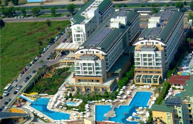 фотографии отеля Hedef Resort & SPA изображение №3
