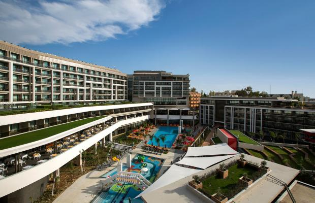 фото отеля Emir The Sense Deluxe Hotel (ex. Emirhan Resort Hotel & Spa) изображение №1