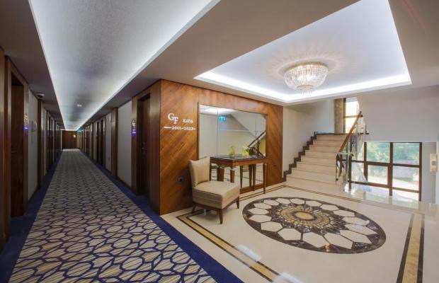 фотографии отеля Gonluferah City изображение №27