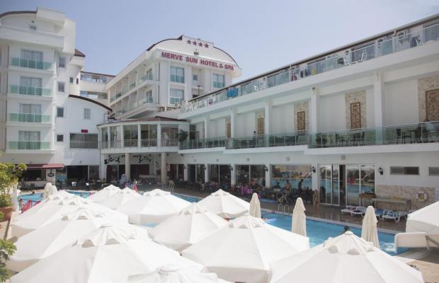 фото отеля Merve Sun Hotel Spa изображение №17