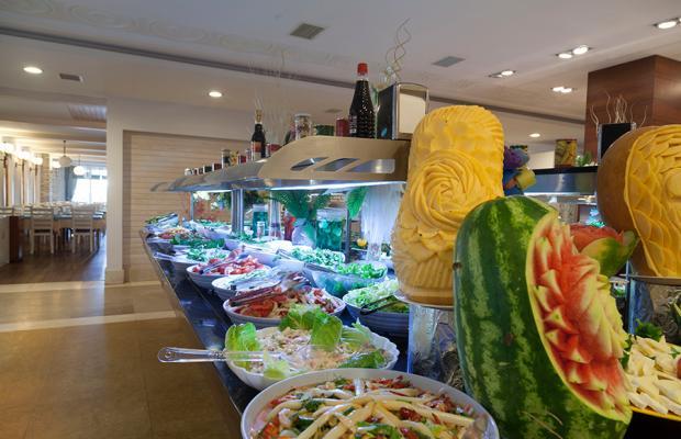 фото отеля Seher Resort & Spa изображение №9