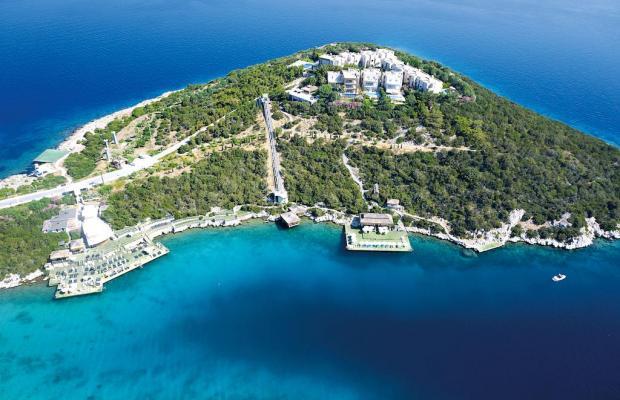 фотографии Hilton Bodrum Turkbuku Resort & Spa (ex. Bodrum Princess De Luxe Resort & Spa) изображение №8