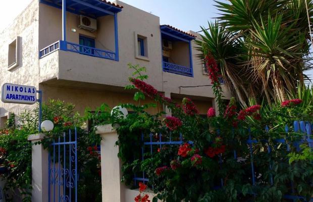 фотографии Nikolas Apartments изображение №24