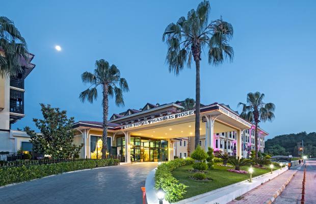 фотографии отеля Club Hotel Phaselis Rose (ex. Phaselis Rose Hotel) изображение №23