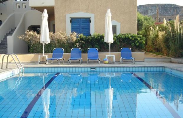 фотографии отеля Niros Beach Apartments изображение №27