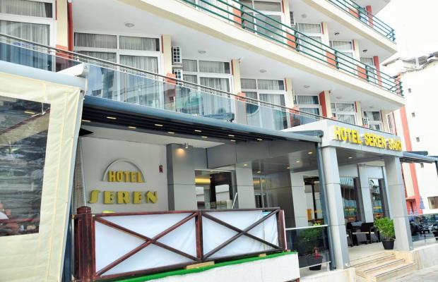 фотографии отеля Seren Sari Hotel изображение №19