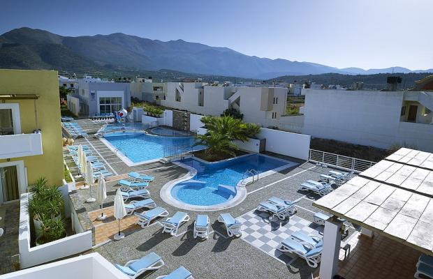 фотографии отеля Sissi Bay Hotel & Spa изображение №43