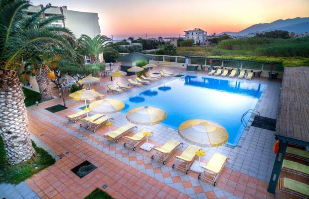фотографии отеля Tylissos Beach изображение №3