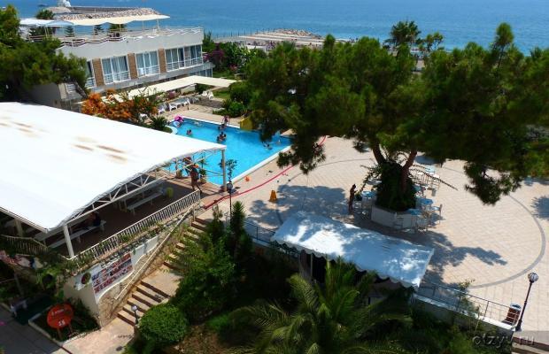фотографии Aqua Bella Beach Hotel (ex. Club Hotel Belant) изображение №8