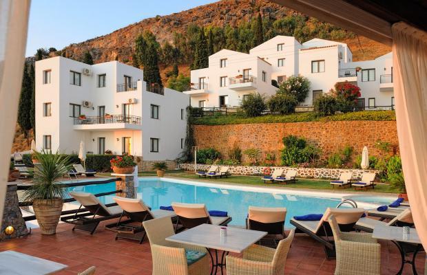 фото отеля Creta Blue Suites изображение №1