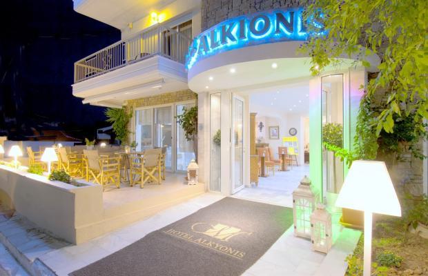 фотографии отеля Alkyonis Hotel изображение №31